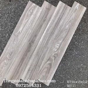 Sàn nhựa keo dính M-11