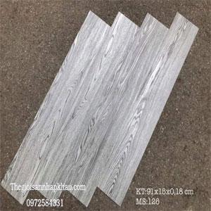 Sàn nhựa keo dính M-126